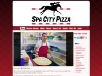 Spa City Pizza